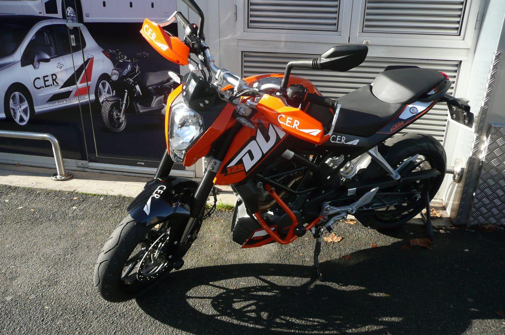 125 KTM avec ABS